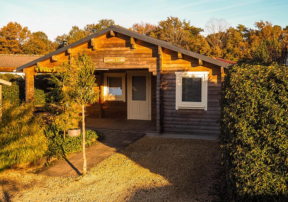 home office mantelzorgwoning semi permanente bewoning van houten blokhuis